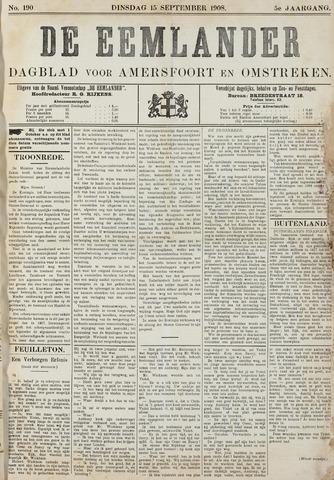 De Eemlander 1908-09-15