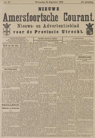 Nieuwe Amersfoortsche Courant 1912-09-25