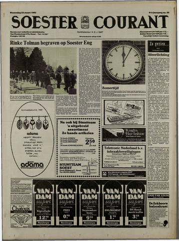 Soester Courant 1983-03-23