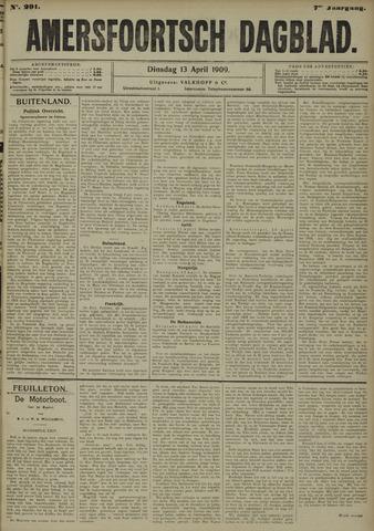 Amersfoortsch Dagblad 1909-04-13
