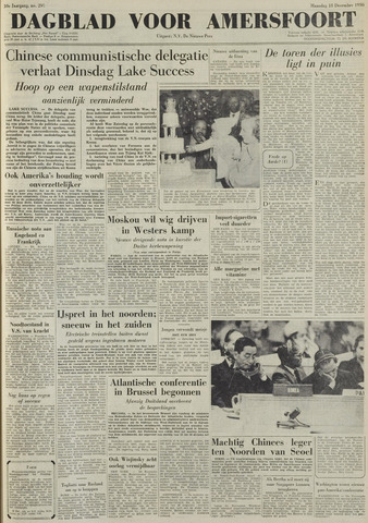 Dagblad voor Amersfoort 1950-12-18