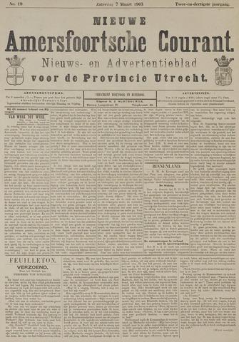 Nieuwe Amersfoortsche Courant 1903-03-07
