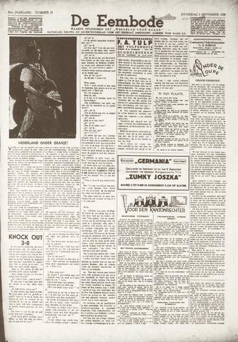 De Eembode 1938-09-03