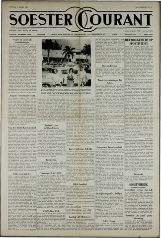 Soester Courant 1964-03-01