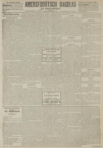 Amersfoortsch Dagblad / De Eemlander 1922-08-14