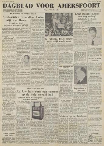 Dagblad voor Amersfoort 1948-04-16