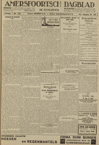 Amersfoortsch Dagblad / De Eemlander 1932-05-07