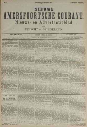 Nieuwe Amersfoortsche Courant 1889-01-16