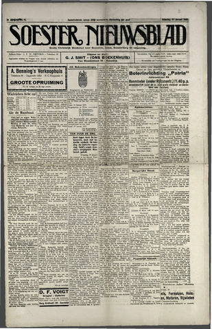 Soester Courant 1923-01-27