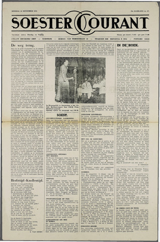 Soester Courant 1952-09-16