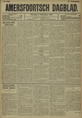 Amersfoortsch Dagblad 1905-11-14
