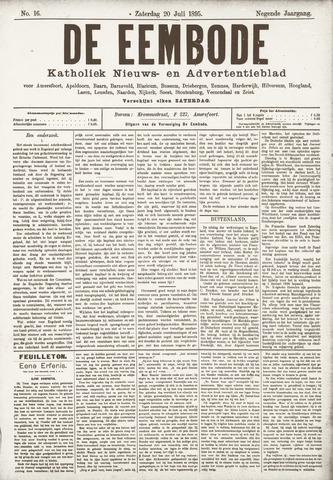 De Eembode 1895-07-20