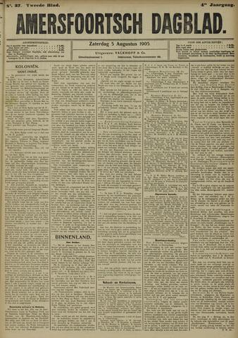 Amersfoortsch Dagblad 1905-08-05