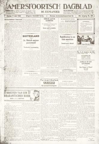 Amersfoortsch Dagblad 1930-06-17