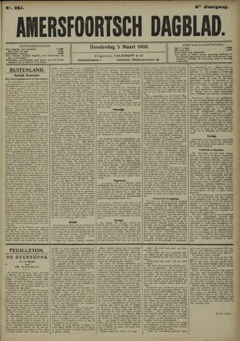 Amersfoortsch Dagblad 1908-03-05