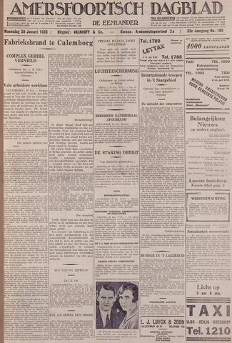 Amersfoortsch Dagblad / De Eemlander 1935-01-30