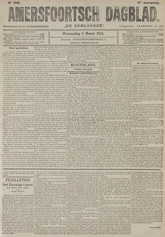 Amersfoortsch Dagblad / De Eemlander 1913-03-05