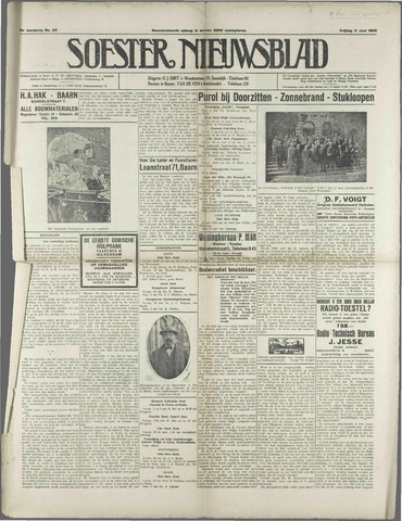 Soester Courant 1926-06-11