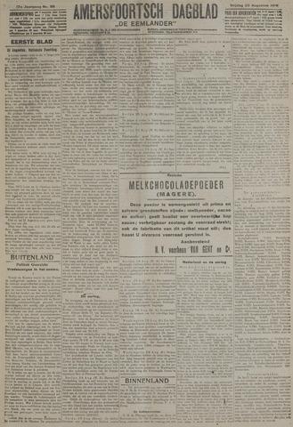 Amersfoortsch Dagblad / De Eemlander 1918-08-30