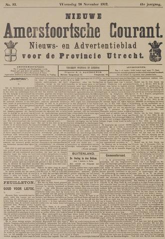 Nieuwe Amersfoortsche Courant 1912-11-20