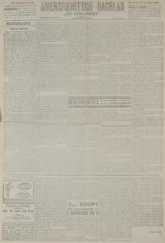 Amersfoortsch Dagblad / De Eemlander 1920-08-25