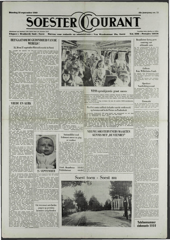 Soester Courant 1969-09-23