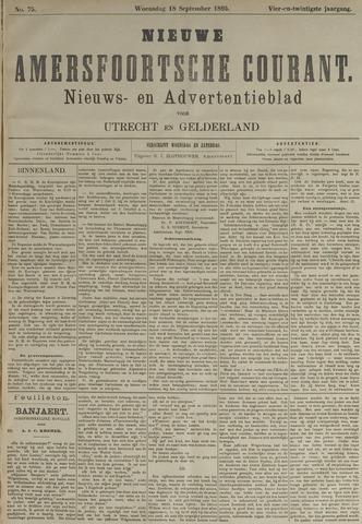 Nieuwe Amersfoortsche Courant 1895-09-18