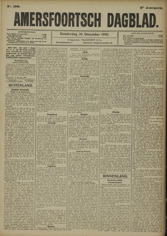 Amersfoortsch Dagblad 1906-12-20