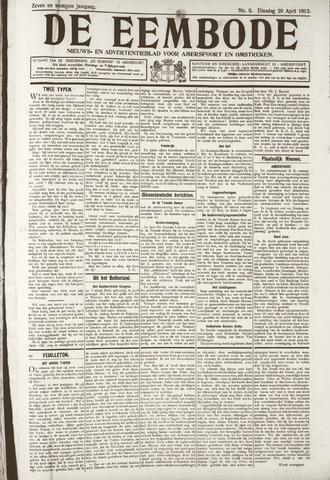 De Eembode 1913-04-29