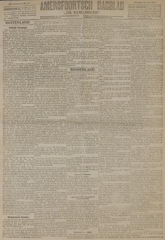 Amersfoortsch Dagblad / De Eemlander 1919-07-15