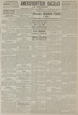 Amersfoortsch Dagblad / De Eemlander 1925-03-18