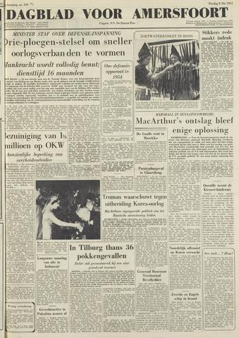 Dagblad voor Amersfoort 1951-05-08