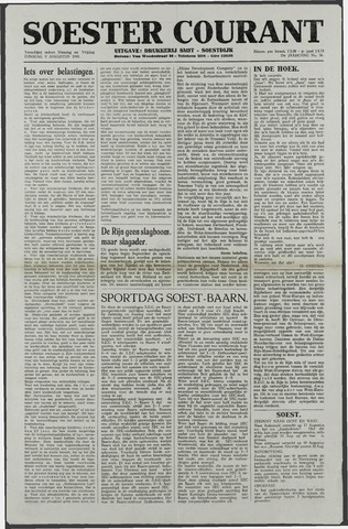 Soester Courant 1949-08-09