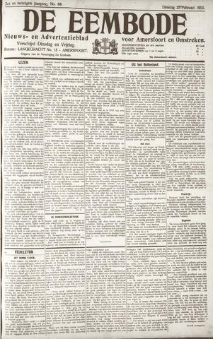 De Eembode 1913-02-25