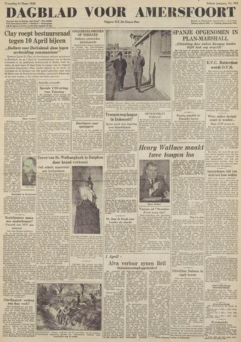 Dagblad voor Amersfoort 1948-03-31