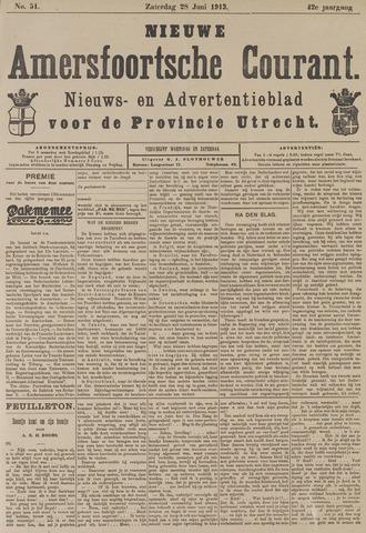 Nieuwe Amersfoortsche Courant 1913-06-28