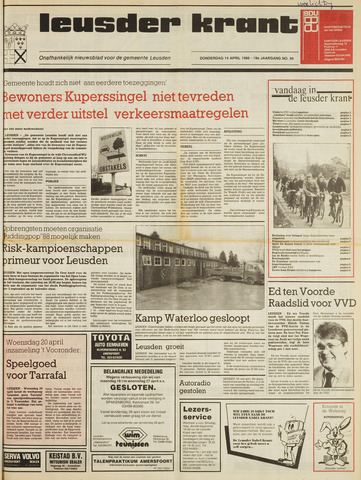 Leusder Krant 1988-04-14