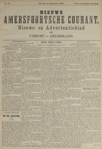 Nieuwe Amersfoortsche Courant 1893-09-30
