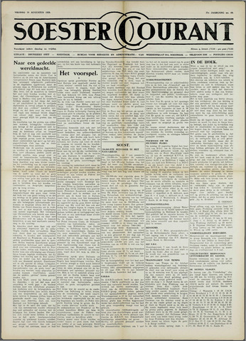 Soester Courant 1959-08-14