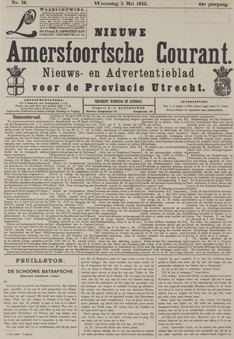 Nieuwe Amersfoortsche Courant 1915-05-05