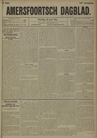 Amersfoortsch Dagblad 1912-06-18