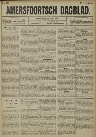 Amersfoortsch Dagblad 1907-06-13