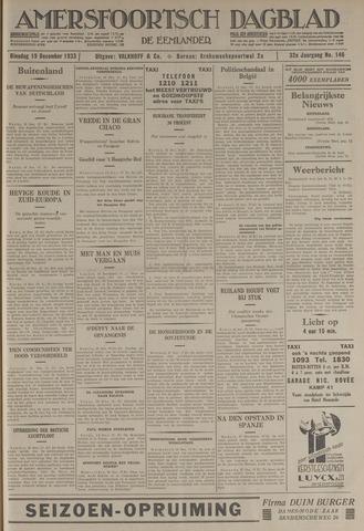 Amersfoortsch Dagblad / De Eemlander 1933-12-19