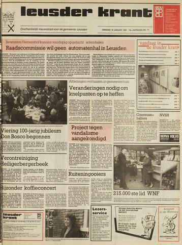 Leusder Krant 1988-01-19
