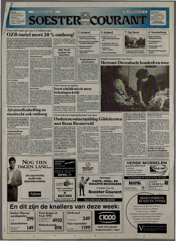 Soester Courant 1998-07-29