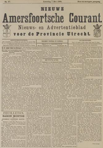 Nieuwe Amersfoortsche Courant 1904-05-07