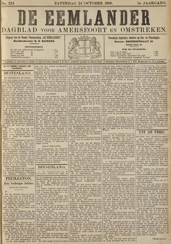 De Eemlander 1908-10-24
