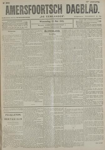 Amersfoortsch Dagblad / De Eemlander 1915-05-12