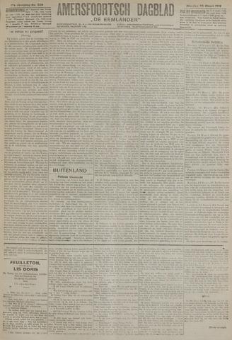 Amersfoortsch Dagblad / De Eemlander 1919-03-25