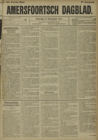 Amersfoortsch Dagblad 1910-11-19